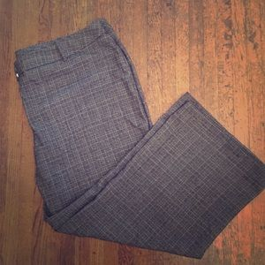 Wide Leg Ankle Pants, Worthington, size 20W